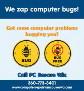 Computer Repair Vancouver WA