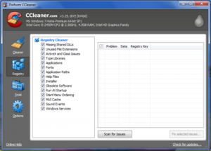 Free Registry Cleaner